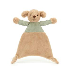 Jellycat - JUM4PS - Jumble Puppy Soother - 23 cm (413302)