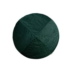 Nobodinoz - N112817 - Tapis rond Kilimanjaro Jungle green (413476)