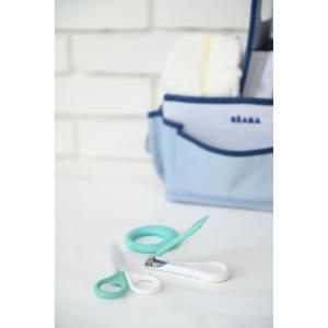 Beaba - 920335 - Anneau de dentition silicone aqua (413736)