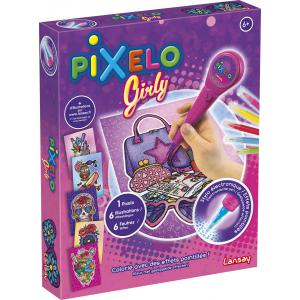 Lansay - 20276 - PIXELO COFFRET GIRLY (413882)