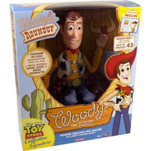 Lansay - 64512 - TOY STORY 4 - SHERIF WOODY INTERACTIF COLLECTION SIGNATURE (413962)