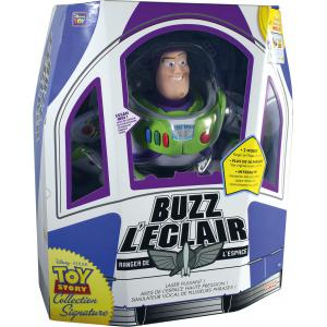 Lansay - 64511 - TOY STORY 4 - BUZZ L'ECLAIR INTERACTIF COLLECTION SIGNATURE (413964)