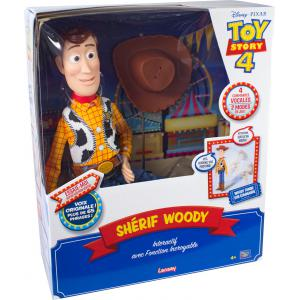 Toy Story - 64431 - TS4 - INCROYABLE WOODY INTERACTIF (413966)