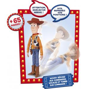 Lansay - 64431 - TOY STORY 4 - INCROYABLE WOODY (413966)