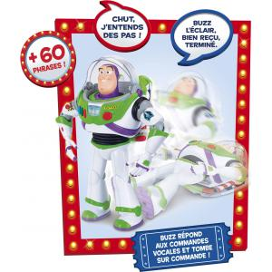 Lansay - 64432 - TOY STORY 4 - INCROYABLE BUZZ (413968)