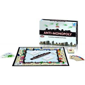 Megableu editions - 678257 - Anti monopoly - jeu de société dés 8 ans (414040)