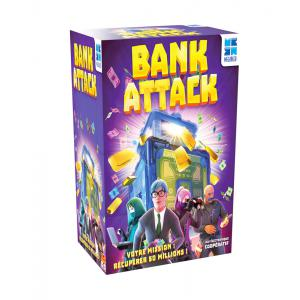 Megableu editions - 678059 - Bank attack (414042)