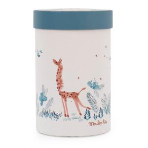 Moulin Roty - 669022 - Poupée girafe Bibiscus Sous mon baobab (414294)