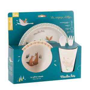 Moulin Roty - 714231 - Set vaisselle Le Voyage d'Olga (414354)