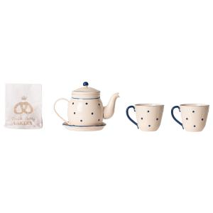 Maileg - 11-9115-00 - Tea & Biscuits for two - Taille 5 cm - à partir de 36 mois (414408)