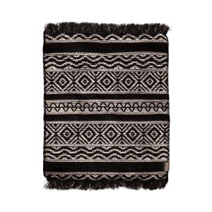 Maileg - 11-9402-00 - Miniature rug, 24 x 18 cm.  - Black - Taille 24 cm - à partir de 36 mois (414414)