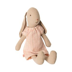 Maileg - 16-9102-00 - Bunny size 1, Nightgown - Taille : 25 cm (414658)