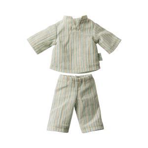 Maileg - 16-9122-01 - Pyjamas, size 1 - Taille : 0 cm (414664)