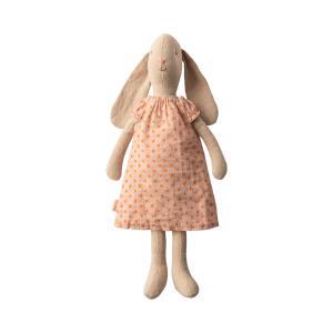 Maileg - 16-9202-01 - Nightgown, size 2 - Rose - à partir de 36 mois (414668)