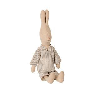 Maileg - 16-9222-00 - Rabbit size 2, Pyjamas - Taille 28 cm - de 0 à 36 mois (414674)