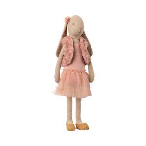 Maileg - 16-9404-00 - Bunny size 4, Ballerina - Rose - Taille : 53 cm (414696)