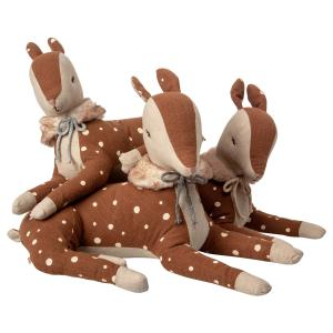 Bambi - 16-9931-00 - Cosy Bambi, Little girl - Taille : 26 cm (414728)