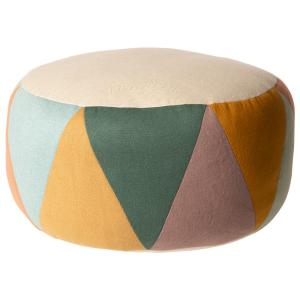 Maileg - 19-9502-00 - Pouf, Large drum -  24 cm (414786)