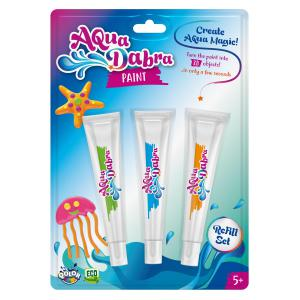 Upyaa - 430383 - Recharge 3 couleurs Gel AquaDabra (414864)