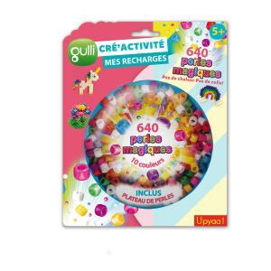 Upyaa - 430337 - Gulli Cré'activités Perles Magiques - recharges (414886)