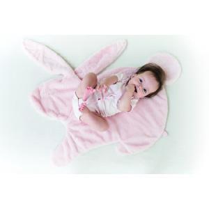 Dimpel - 885560 - Emma lapin couverture de calin 72 cm (415112)