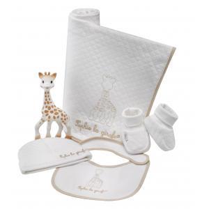 Vulli - 220129 - Mon trousseau de naissance So'pure Sophie la girafe (415182)