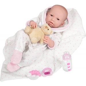 Berenguer - 18111 - Poupon La Newborn 43 cm Nouveau-né réaliste fille (415242)