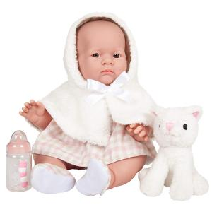Berenguer - 18804 - Poupon Newborn nouveau né  sexué fille avec accessoires thème licorne (415244)