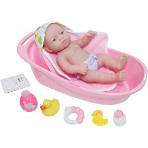 Berenguer - 18370 - Poupon Le Newborn 33 cm  dans sa baignoire (415294)