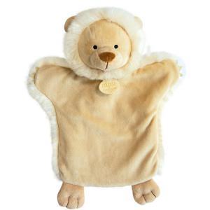 Doudou et compagnie - DC3613 - Marionnette - lion - taille 25 cm (415488)