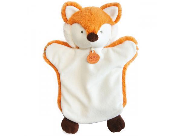 Marionnette - renard - taille 25 cm