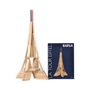 Kapla - TE - LA BOITE TOUR EIFFEL (105 pl + 1 livret d'instruction) (415596)
