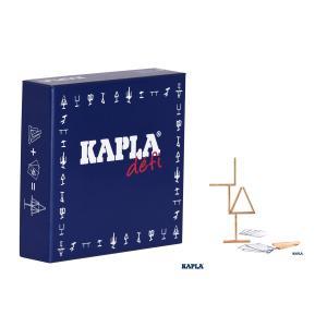 Kapla - BD - KAPLA défi (16 planchettes + 12 cartes défi) (415598)