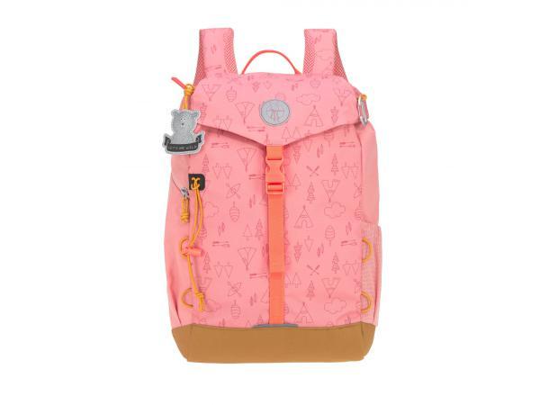 Grand sac à dos adventure rose