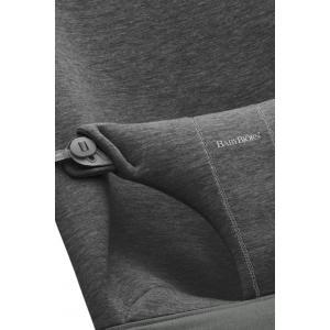 BabyBj/örn 012076 BABYBJ/ÖRN Si/ège b/éb/é en jersey 3D Noir//gris Multicolore