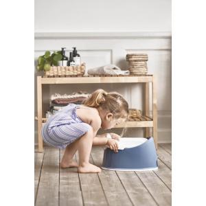 Babybjorn - 051269 - Pot Smart, Bleu profond/Blanc (416074)