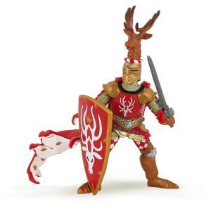Papo - 39911 - Figurine Maître des armes cimier cerf (41643)