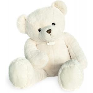Histoire d'ours - HO2919 - Peluche ours titours - blanc - taille 135 cm (416108)