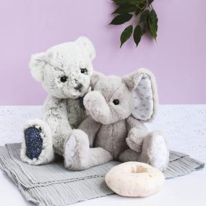 Histoire d'ours - HO2943 - Copain calin ours - taille 28 cm - boîte cadeau (416148)