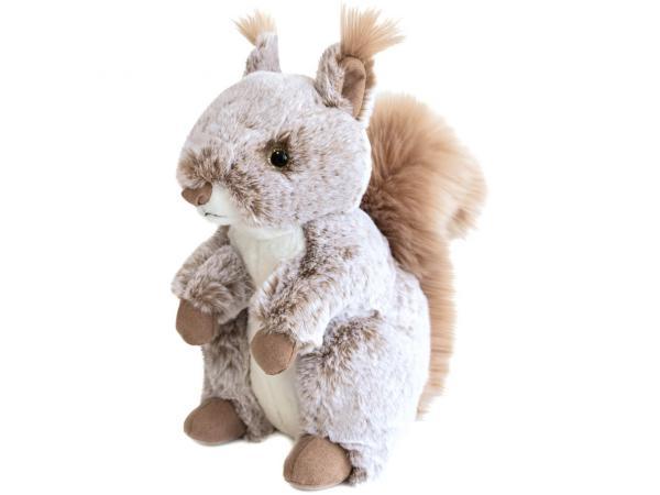 Peluche ecureuil - taille 25 cm