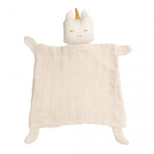Fabelab - 1801836100 - Animal Cuddle Unicorn 34X26 cm (416294)