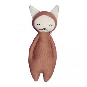 Fabelab - 1905705127 - Rattle Soft - Fox 17 cm (416530)