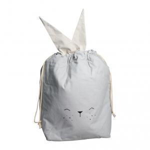 Fabelab - 1901903101 - Storage Bag - Bunny - Icy Grey 60 x 40 cm (416550)