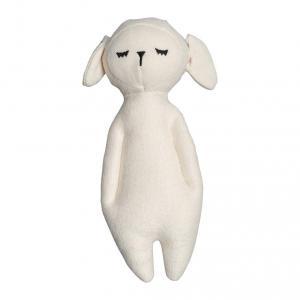 Fabelab - 1905752121 - Rattle Soft - Sheep  17 cm (416576)