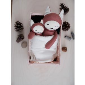 Fabelab - 1005605127 - Buddy Fox - Clay  28 cm  (416660)