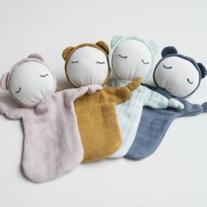 Fabelab - 1901854105 - Cuddle - Doll - Ochre 10 x 12.5 cm (416672)