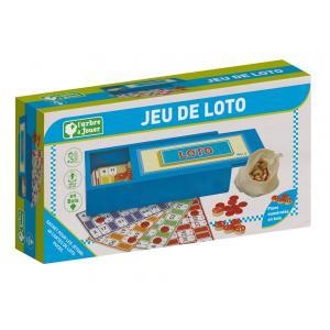 L'Arbre à jouer - 66330 - Jeu de loto - coffret en bois (416720)