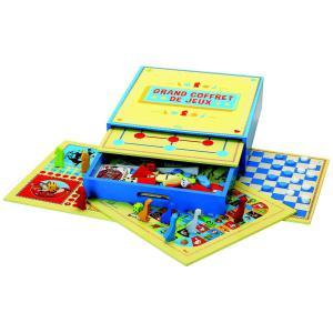 L'Arbre à jouer - 66200 - Grand coffret de jeux -  200 jeux (416726)