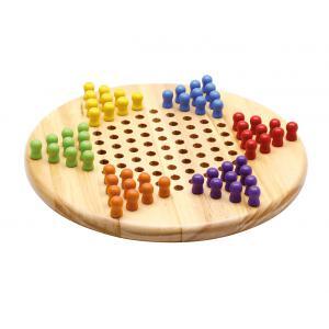 L'Arbre à jouer - 66410 - Dames chinoises en bois (416758)