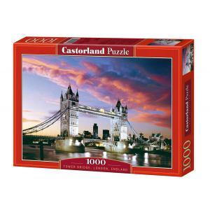 Castorland - 101122 - Puzzle 1000 pièces - La Tour de Bridge, Londres, Angleterre (41742)